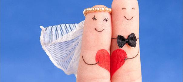 plaatjehuwelijk